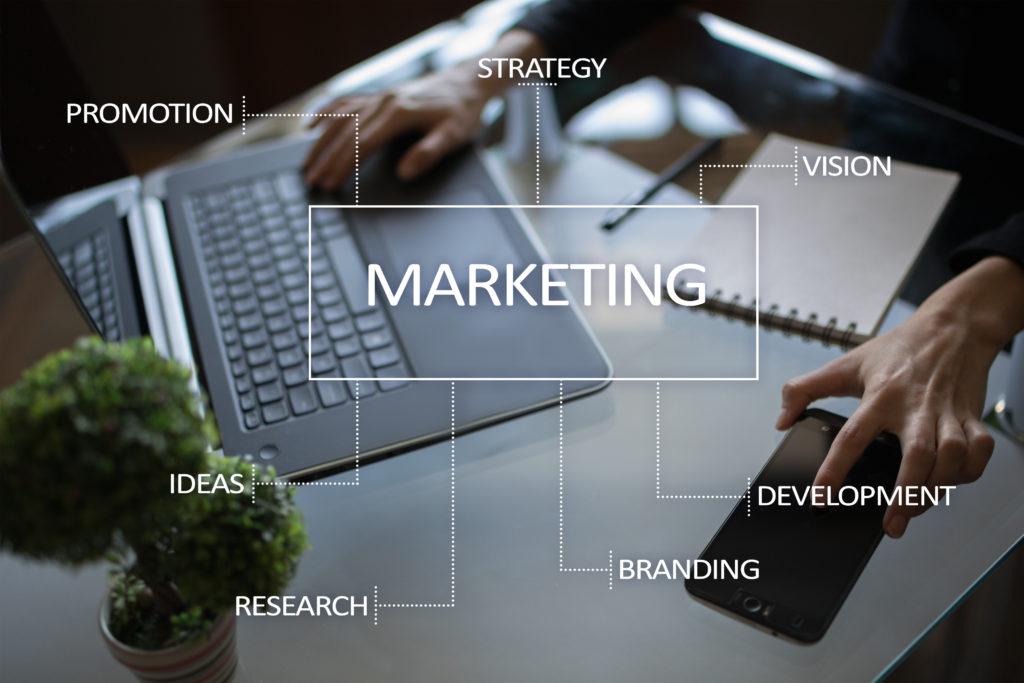 マーケティング戦略の種類と概要